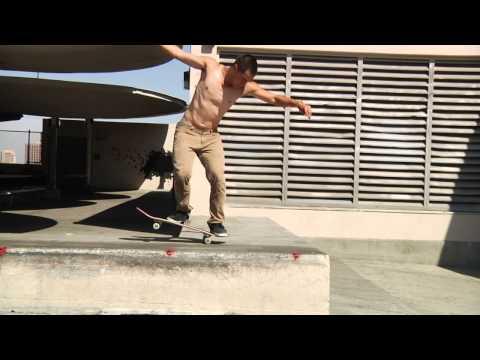 Shaun Rodriguez - Crazy Street Combos