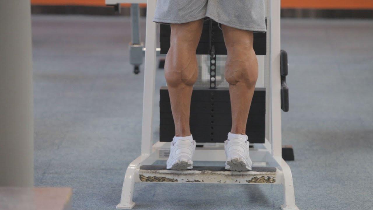 Как сделать подъем ноги
