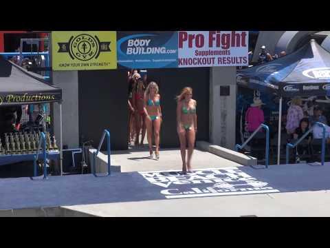 Sexy Bikini Body Contest #3 - Venice Beach, Ca 5/27/13