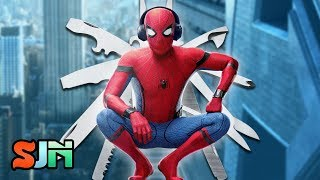 Spider-Man's Suit: Awesome or Overkill?