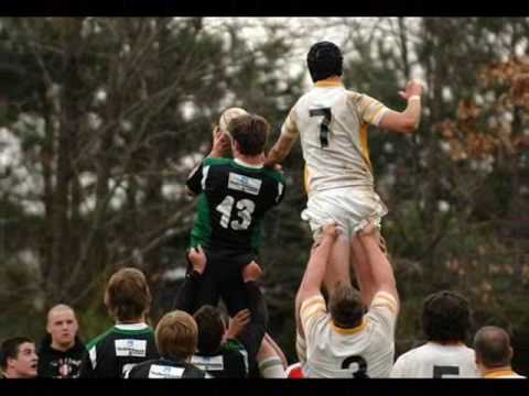 Western Michigan University Rugby Video