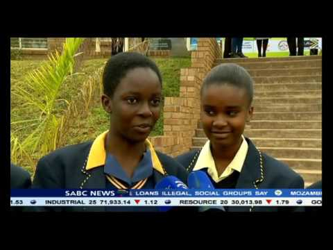 Five pupils from a Limpopo school will represent SA in Manila