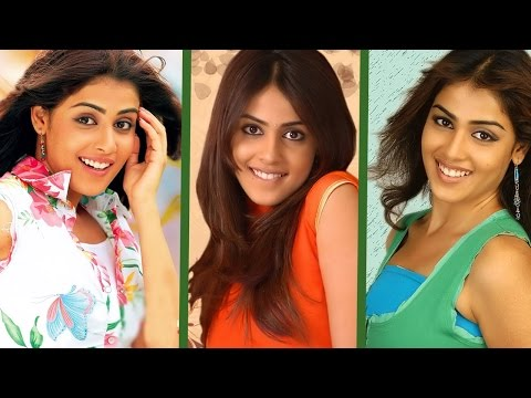 South Indian Actress Gnelia Best Video  Songs || Jukebox video
