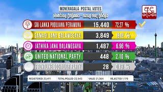 Polling Division - Postal-Votes-Monaragala