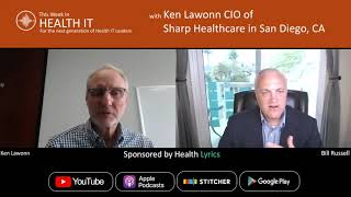 Full Episode 24 with Ken Lawonn   This Week in Health IT