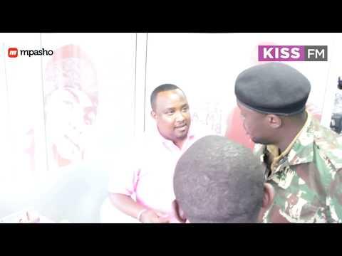 Redsan and Manager Jaffar Pranked On Kenya's New Kiss