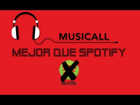 MusicAll reproductor para android, mejor que Spotify!
