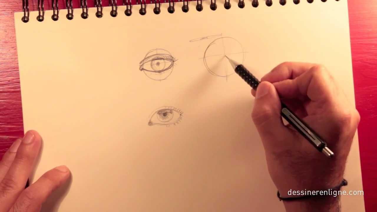 comment apprendre a dessiner un visage. Black Bedroom Furniture Sets. Home Design Ideas