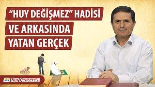 """Dr. Ahmet ÇOLAK(Kısa) - """"Huy Değişmez"""" Hadisi ve Arkasındaki Gerçek!"""