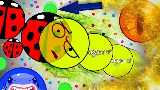 Agar.io - BEST SOLO TACTICS // AGARIO SOLO GAMEPLAY (Destroying Teams Solo in Agar.io)