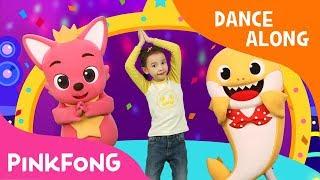Baby Shark Dance Remix | Dance Along | Pinkfong Songs for Children