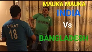 Mauka Mauka | India vs Bangladesh | Semi Final | Champions Trophy 2017