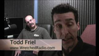 Ray Comfort -Behind the Scenes- 3/29/10