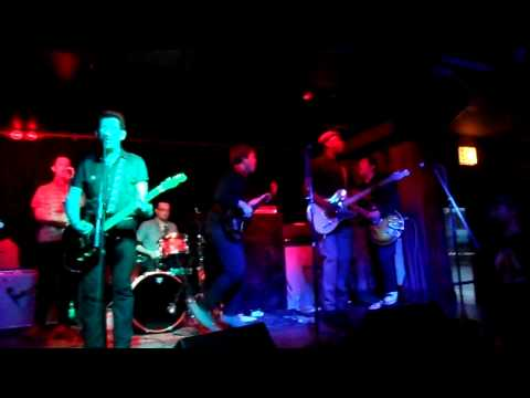 """Gangsters"" - The Crombies w/ guest Roddy Radiation (from the Specials)"
