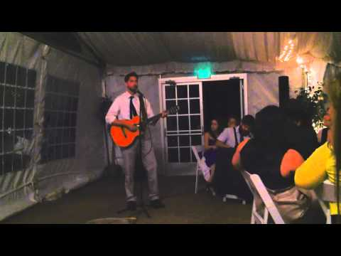 Chad s Mash-Up Wedding Toast Song