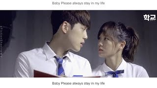 NCT (TAEIL, TAEYONG, DOYOUNG) - Stay in My Life FMV (School 2017 OST Part 4)[Eng Sub]