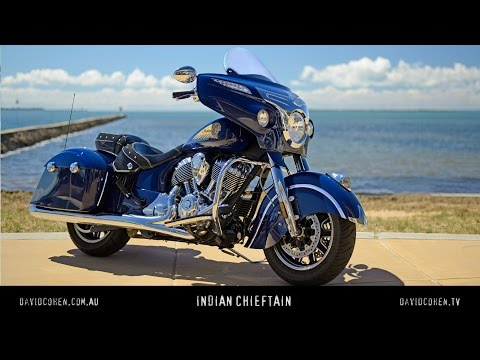 2014 Indian Chieftain Test