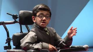 How a 13 year old changed 'Impossible' to 'I'm Possible' ( Sparsh Shah)