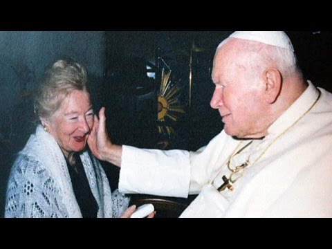 Pope John Paul II's secret letters