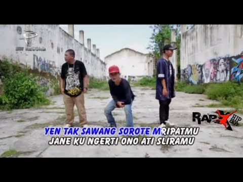 RapX - KONCO MESRA [Official Music Video] Original Version