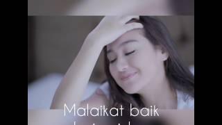 Salshabilla Adriani - Malaikat Baik  Official Lyric     ELINA JOERG