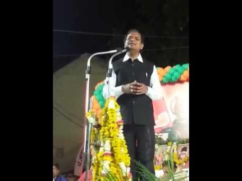 Dr. Vishnu Saxena - Dakiya Daak De Gaya ( Rau  Indore  28022014...