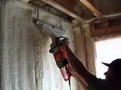 C I Cutter On Closed Cell Foam Youtube