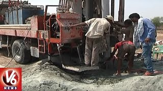 Drinking Water Problems Hit Warangal As Ground Water Levels Decrease Due To Borewells
