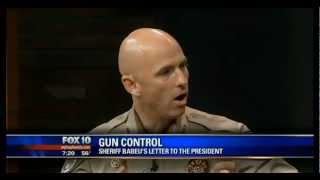 Sheriff Refuses to Enforce Unconstitutional Executive Orders in Arizona County
