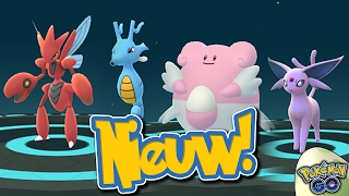 2de Generatie Pokémon GO! (Nederland) - 5+ Gen 2 Evoluties! - m/ Soeren!