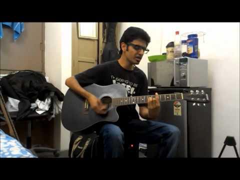 Sayonee(Junoon)- Guitar cover(vocals + solo)