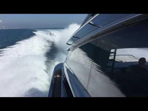Luxury Motor yacht - The Pershing 82 VHP