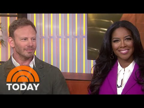 Celebrity Apprentice: Kenya Moore, Brandi Glanville Hug It Out | TODAY