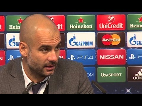 An Emotional Pep Guardiola - 'If We Play Shit We Accept We Play Shit. We Didn't Deserve To Lose'