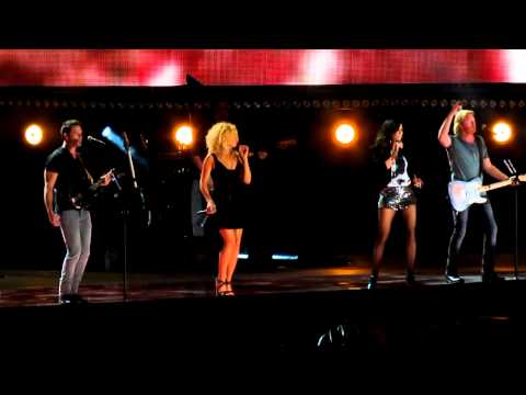 Little Big Town- Pontoon