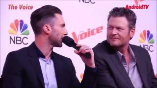 Adam Levine & Blake Shelton (Shevine) - Jealous