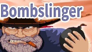 My New Favorite Indie Game! Bombslinger Review