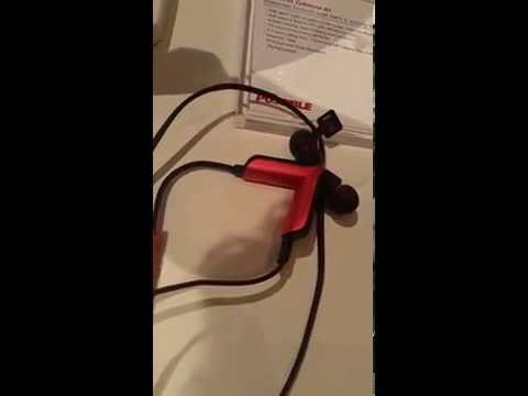 Huawei Talkband N1 - MWC15 Demo