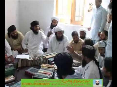 Munazra Sunni VS  Shia 2012 Shia Ka Munazra Se Rah E Farar 04