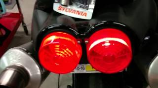 Sylvania Zevo 1157 vs. Incandescent