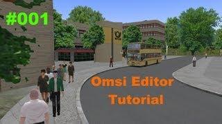 Omsi Editor Tutorial #01 - Neue Map erstellen und Editor öffnen [DE/HD]