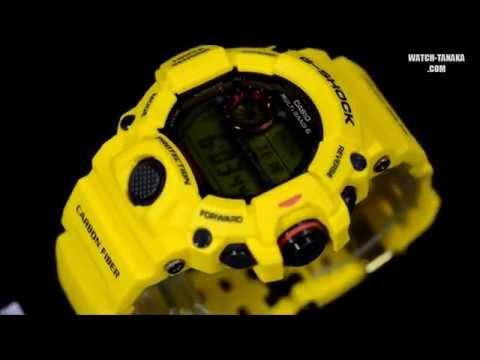 G-SHOCK 30th Anniversary Lightning Yellow RANGEMAN GW-9430EJ-9JR カシオ Gショック 30th ライトニング イエロー レンジマン