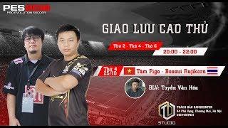 Bình luận Fun | Siêu kinh điển PES Việt Nam vs Thái Lan
