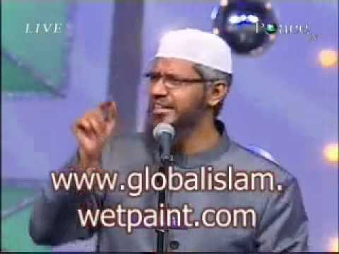Reply of  'DOCTOR ZAKIR NAIK ,,, GUSTAAKH-E-RASOOL..'--Part2