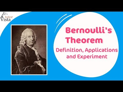 bernoullis theorem lab report Bernoulli's theorem, in fluid dynamics, relation among the pressure, velocity, and elevation in a moving fluid (liquid or gas), the compressibility and viscosity (internal friction) of which are negligible and the flow of which is steady, or laminar.