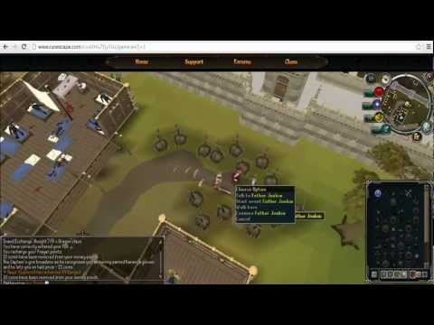 RuneScape - Festival of the Dead - Duradel Task Walkthrough