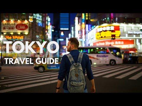 🇯🇵 Tokyo Travel Guide 🇯🇵 | Travel Better In JAPAN!
