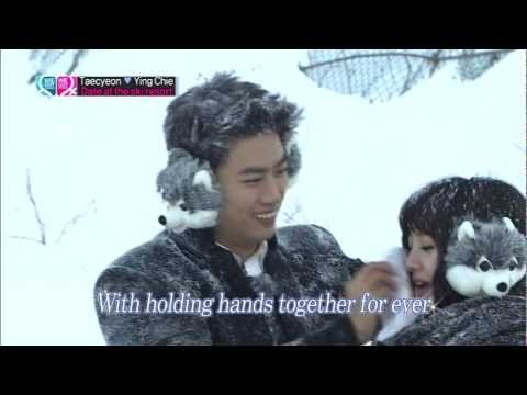 Global We Got Married ep01(taecyeon&emma Wu) 20130408 우리 결혼했어요 세계판 ep01(택연&오영결) video