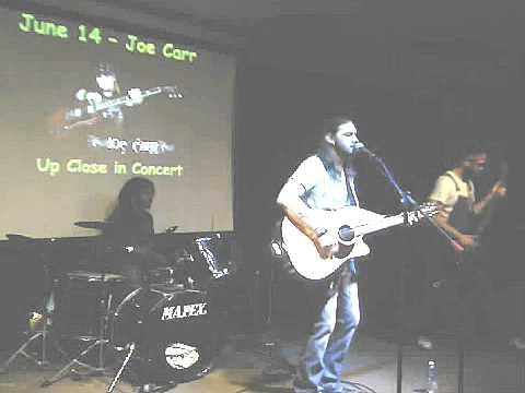 Joe Carr Band-Waistin Away @ The Vineyard Cafe