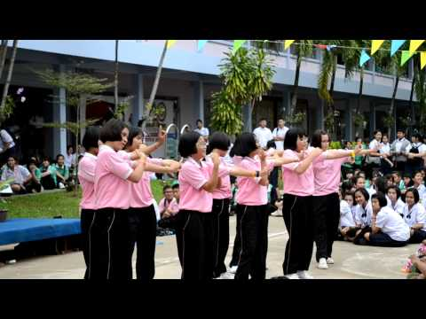 SNSD - Hoot Dance Cover (by Suratthani Student M2)